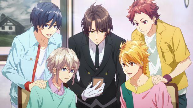 【写真を見る】誰がタイプ?5人が演じたのはそれぞれ個性的なイケメン男子高校生!