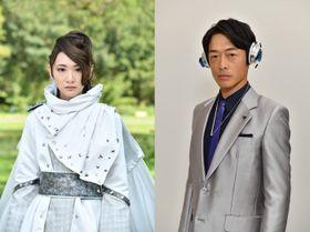 劇場版「仮面ライダー」最新作に生駒里奈と和田聰宏が参戦!新キャラクター写真&特別映像も到着