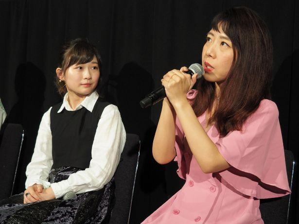 客席からは熱い質問が続々と!一つ一つ真摯に答える姿が印象的だった山田監督
