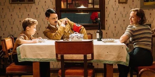 アカデミー賞の一番切符をゲット!『ジョジョ・ラビット』が東京国際映画祭で日本初お披露目