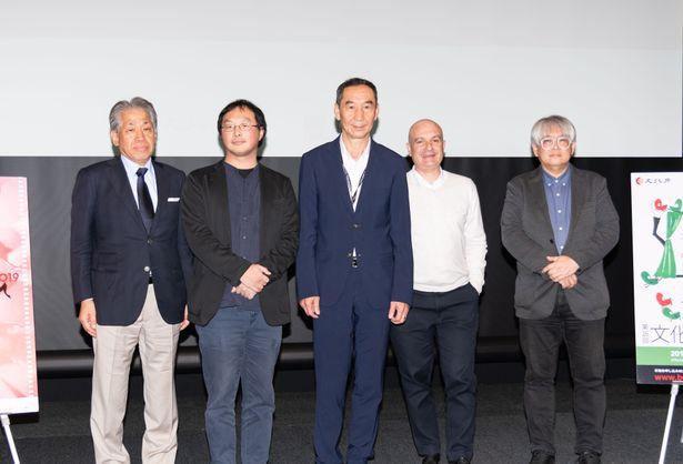 「第16回文化庁映画週間」で国際共同製作に関するシンポジウムが開催!