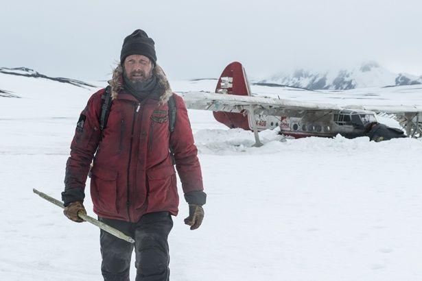 『永遠の門 ゴッホの見た未来』にも出演しているマッツ。主演作『残された者-北の極地-』での体当たりの演技も見逃せない!