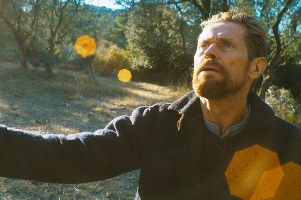 37歳で生涯を終えたフィンセント・ファン・ゴッホに扮したウィレム・デフォー(『永遠の門 ゴッホの見た未来』)