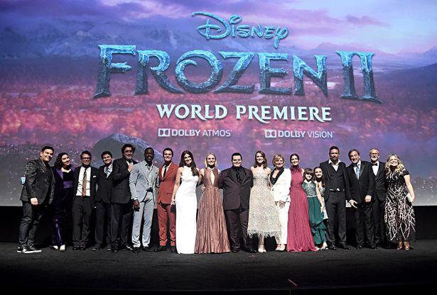 『アナと雪の女王2』ワールドプレミアが開催!