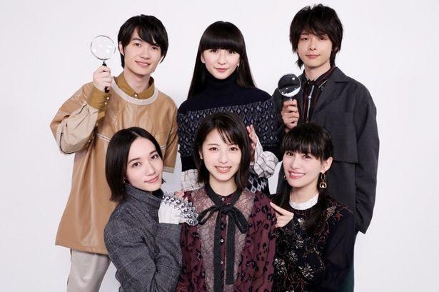 【写真を見る】Perfumeと神木隆之介、浜辺美波、中村倫也のスペシャルコラボが実現!