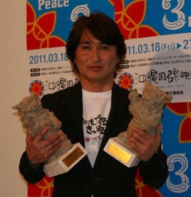 2冠を達成した『阪急電車 -片道15分の奇跡-』の重松圭一プロデューサー