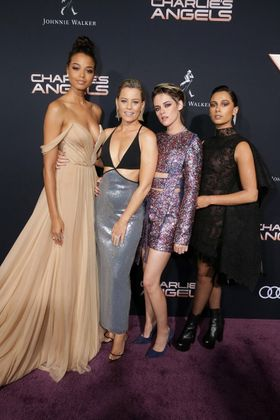 新生『チャーリーズ・エンジェル』が華やかドレスで集結!「エンジェルは世界中にいる」とメッセージ