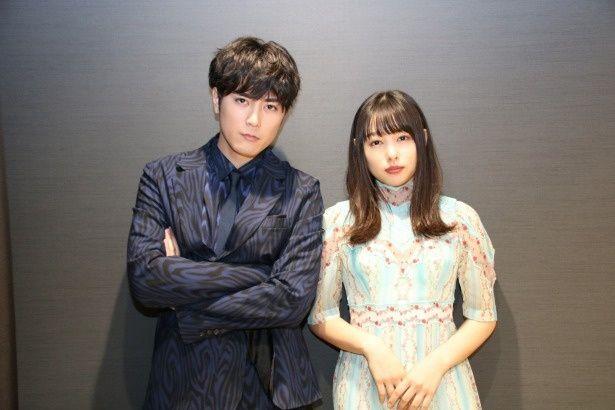 『殺さない彼と死なない彼女』の間宮祥太朗と桜井日奈子