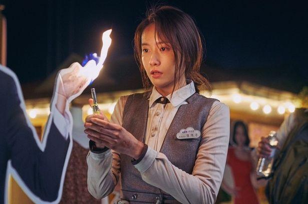 ユナは11月21日(木)に開催される第40回青龍映画賞での主演女優賞受賞も期待されている