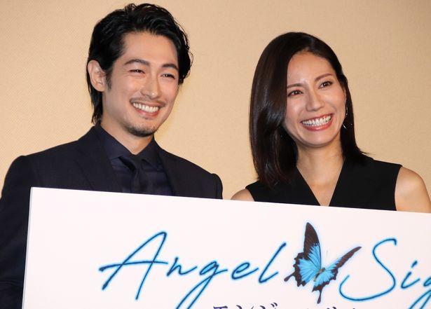 松下奈緒とディーン・フジオカが音楽を通して意気投合!