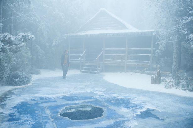 氷点下の世界に閉じ込められる「極寒地獄」