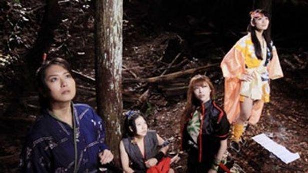 【写真】阿部真里、西野翔、森下悠里らホットなセクシー女優陣が集結