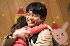 山田孝之、笑顔全開!重松清『ステップ』映画化で、娘を見守るシングルファザー役に