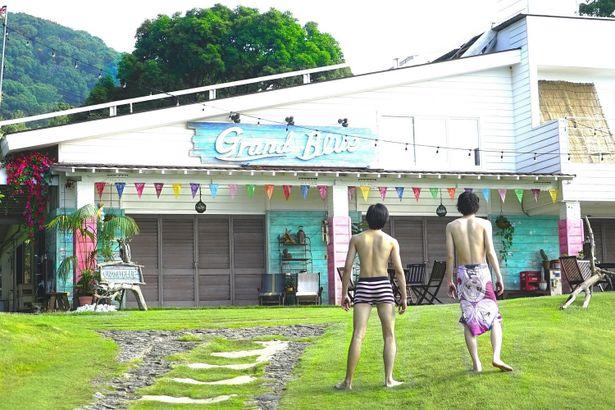 気になるキャスト陣は後日発表…!映画『ぐらんぶる』は2020年初夏より公開