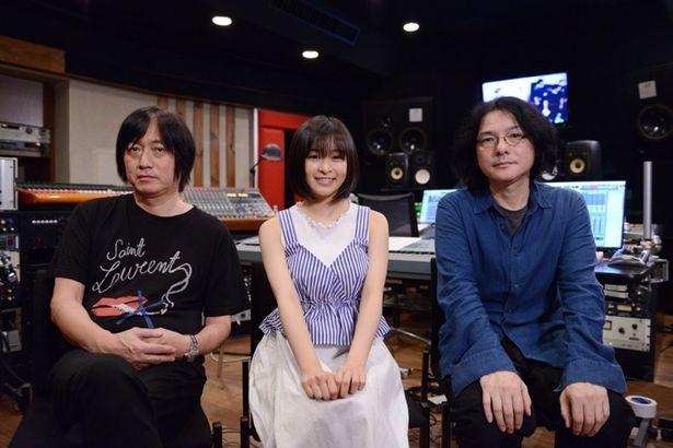 作詞に岩井俊二監督、作曲を小林武史が手掛けた本作の主題歌で森七菜が歌手デビューを飾る