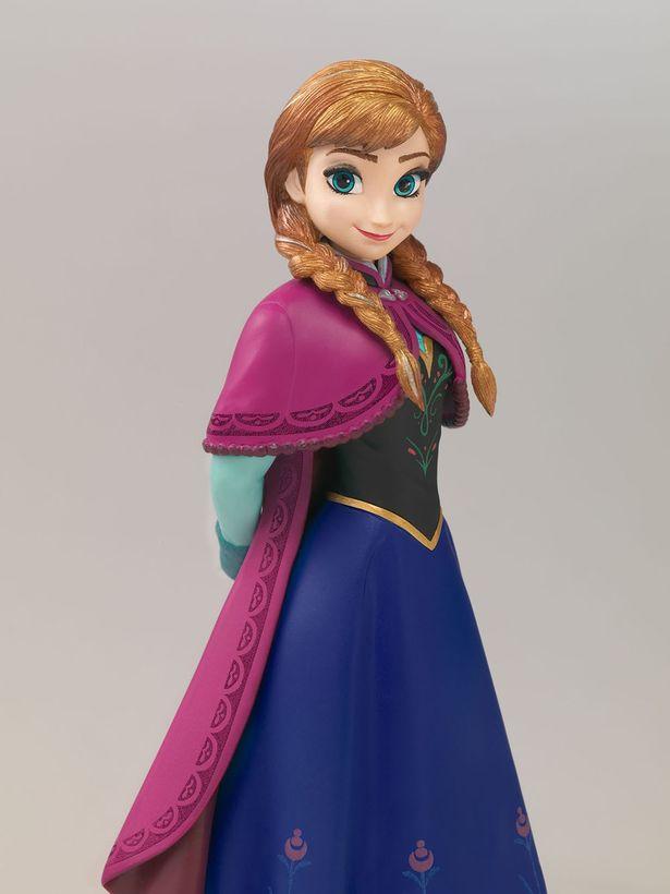 『アナと雪の女王』のフィギュアをチェック!(「 フィギュアーツZERO アナ 」)