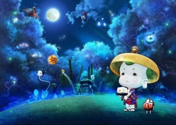 『豆富小僧 3D版』は4月29日(祝)より全国公開