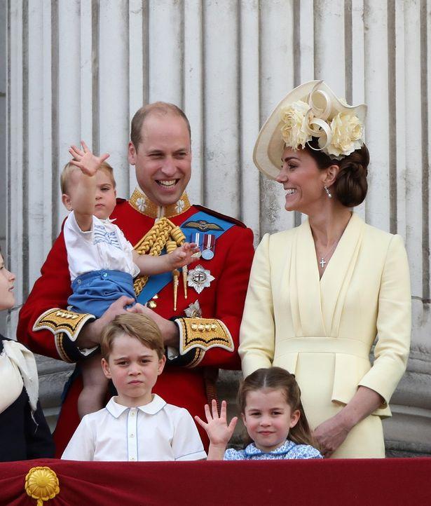 キャサリン妃ご一家の子どもたちは趣味もお揃い?