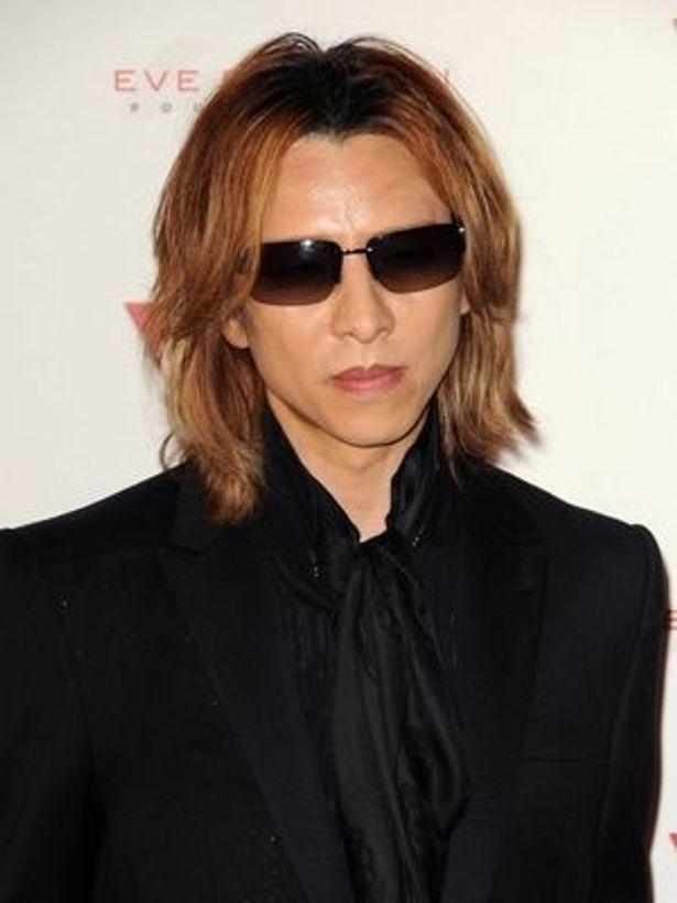 ロス在住のYOSHIKI。東日本大震災の際にレコーディングで日本にいたという