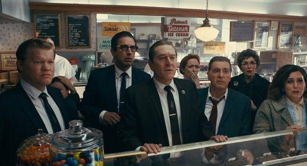 ロバート・デ・ニーロにアル・パチーノ、ジョー・ペシ…レジェンド俳優がスコセッシの新作『アイリッシュマン』に集結!