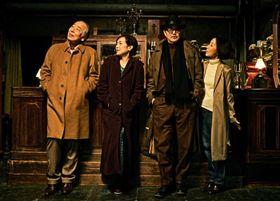 石橋蓮司の18年ぶり主演作は小説家のヒットマンが主人公!?『一度も撃ってません』公開決定