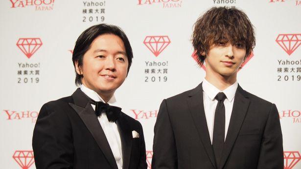 大賞は、俳優部門賞とのW受賞を果たした横浜流星!ほか受賞者をチェック