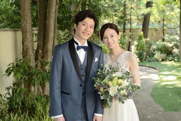 【写真を見る】北川景子がウェディングドレス姿に!ファン待望の至福写真が公開