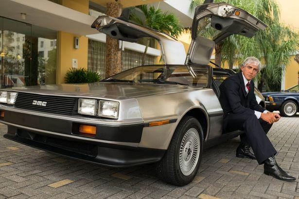 伝説の車「デロリアン(DMC-12)」の開発者に迫った『ジョン・デロリアン』が公開!