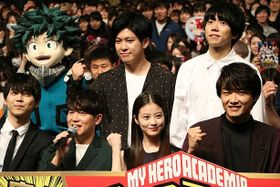 悪役演じた井上芳雄、『ヒロアカ』最新作を観て「アイツ強すぎるな」