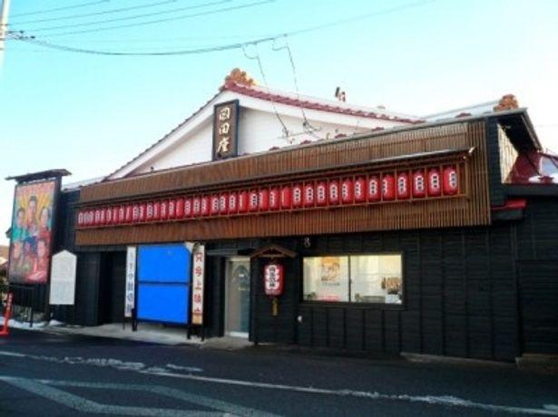 先行ロードショーの場所となるはずだった被災前の岡田劇場