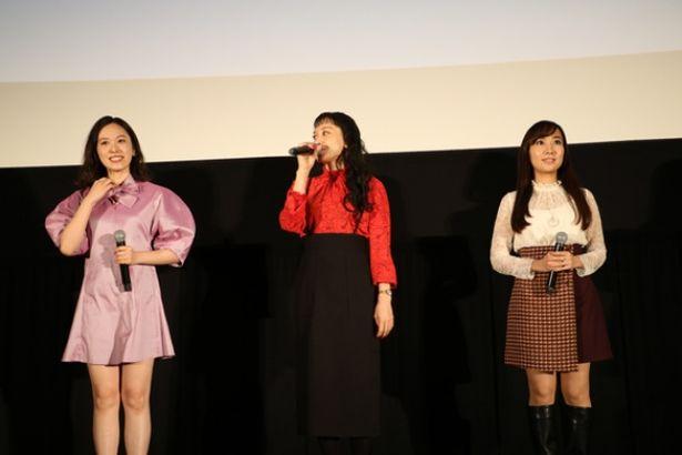 【写真を見る】劇場版『Gのレコンギスタ Ⅰ』「女の力Day」に主要女性キャストが集結!