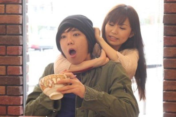 「マッスルガール!」で韓国人スター、ユ・ジホを演じるイ・ホンギ(FTIsland)は市川由衣と共演