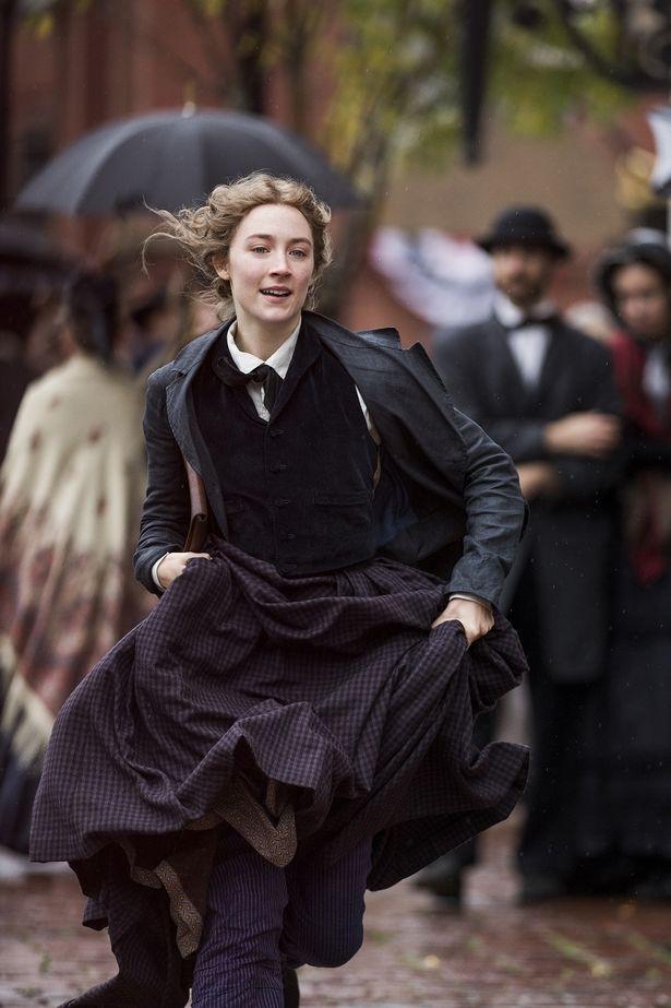 第77回ゴールデン・グローブ賞ではシアーシャ・ローナンが主演女優賞にノミネート!『ストーリー・オブ・マイライフ/わたしの若草物語』