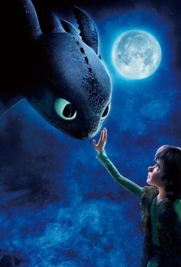 折しもブームが最高潮となっていた3D上映との相性も抜群だった『ヒックとドラゴン』