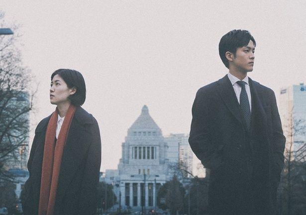 シム・ウンギョン&松坂桃李が報道の自由と向き合う男女を演じた『新聞記者』