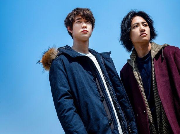 「MEN'S NON-NO」のモデルも務める宮沢氷魚が初主演する『his』