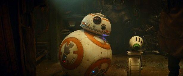 【写真を見る】BB-8の相棒となる新ドロイドD-O