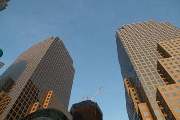 9・11の世界同時多発テロで大きな被害を受けたマンハッタンのダウンタウン。10年の時を経ても、その傷はまだ完全には癒えない