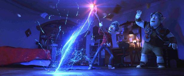 ピクサーが妖精の世界を描く『2分の1の魔法』