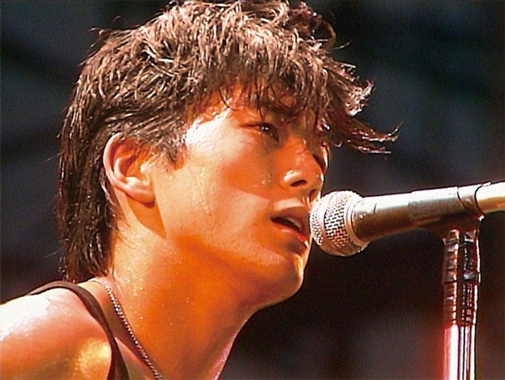 新宿ルイードの初ライブの映像も!ファン必見の『尾崎豊を探して』
