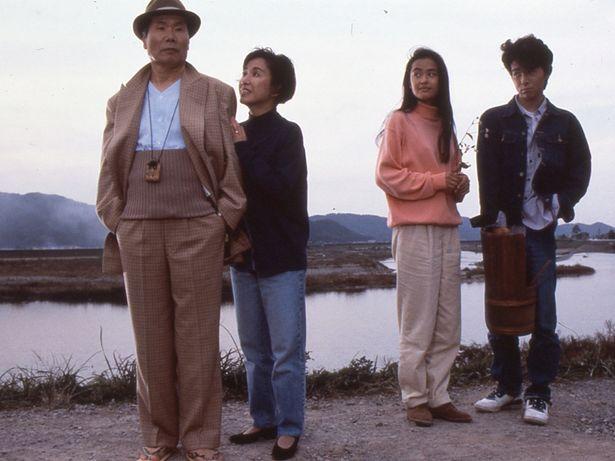 後藤は第44作『男はつらいよ 寅次郎の告白』など第42~45作まで4作連続で出演した