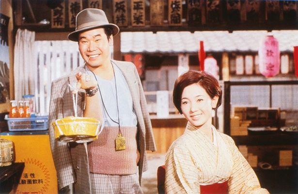 第1作『男はつらいよ』(69)のマドンナ、光本幸子