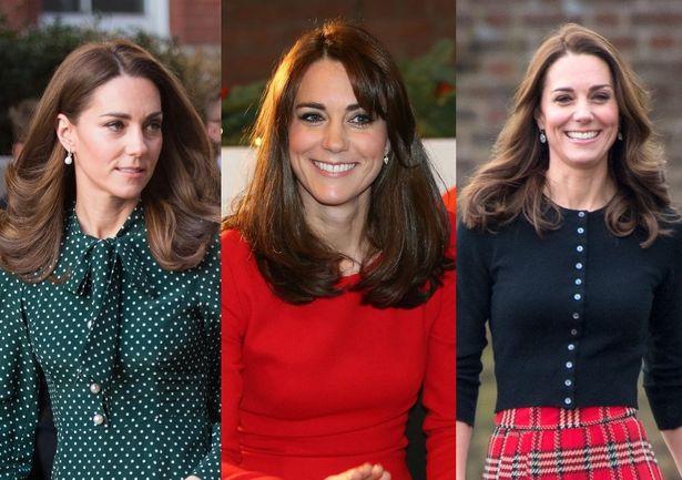 季節ならではのコーデも大切にするキャサリン妃の12月ファッション
