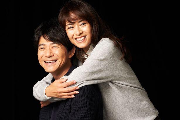 息ぴったりの吉岡秀隆&後藤久美子。笑顔が絶えなかった