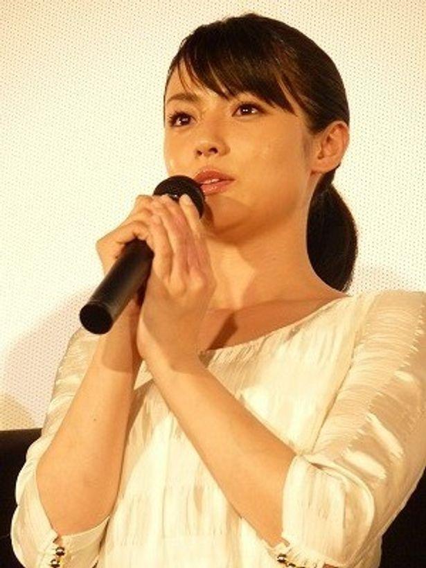 【写真】「(宮迫は)ちょっと極悪な感じ」と発言した深田恭子
