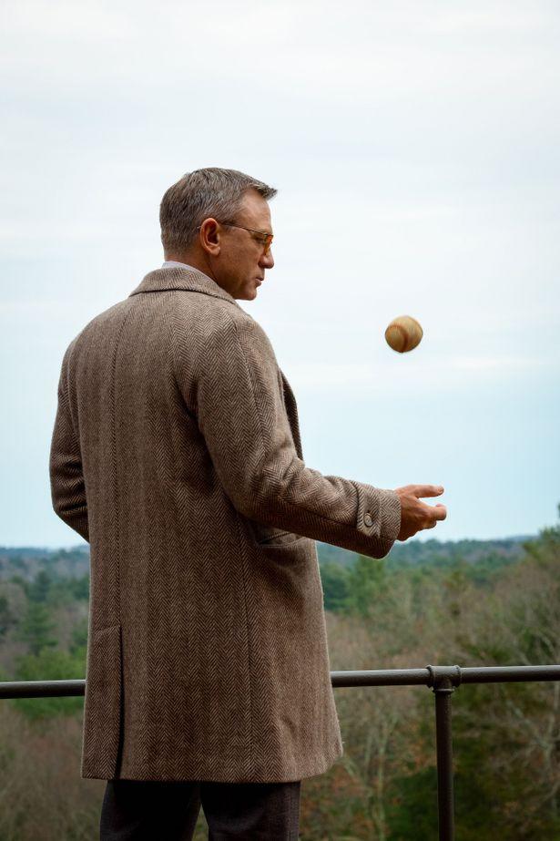演じるブランのテネシーなまりを、南部の歴史家シェルビー・フットを真似て練習したというダニエル・クレイグ