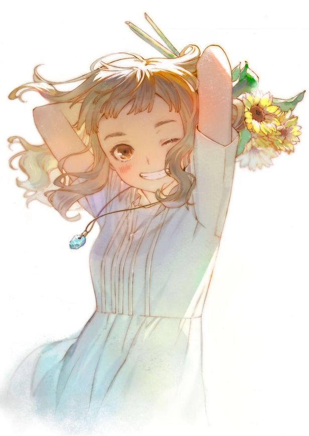 アニメ映画化&コミカライズ化を記念した描き下ろしイラストがお目見え!