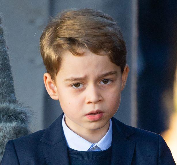 ジョージ王子着用のギンガムチェックズボンに注文殺到