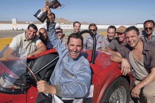 ル・マン24時間耐久レースに至る、男たちの手に汗握るドラマが展開(『フォードvsフェラーリ』)