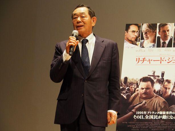 松本サリン事件の被害者で著述家の河野義行